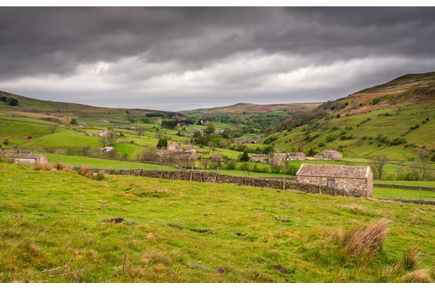 Arkengarthdale is the northernmost of all the Yorkshire dales and is a subsidiary dale to Swaledale