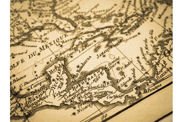 The subject map was the original antique printed in 1775.