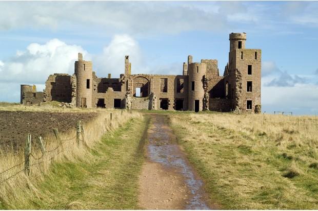 Slains Castle Scotland