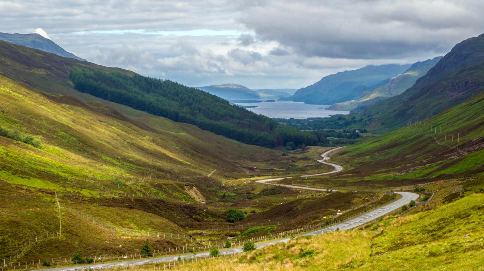 Glen Docherty, Scotland