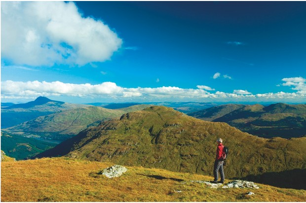 Ben Lomond, Argyll and Bute