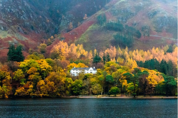 Hassness House at Buttermere in the Lake District