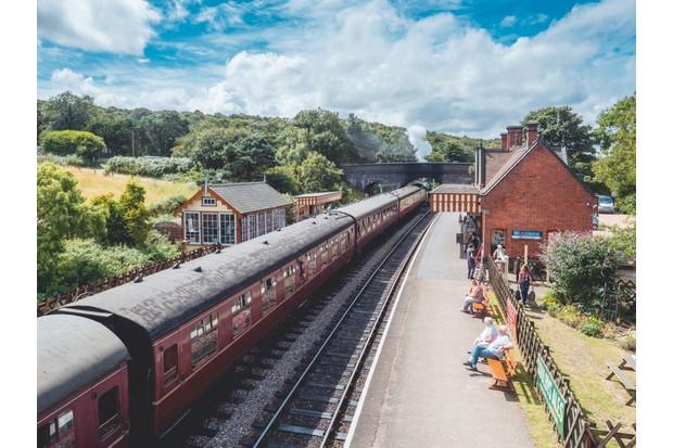 Poppy Line to Weybourne