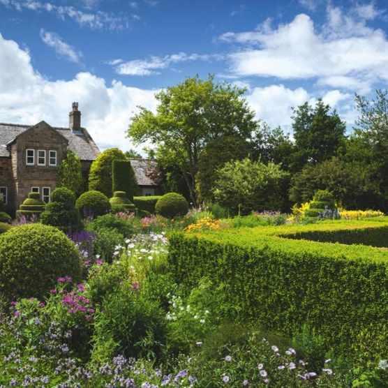 Herterton House Gardens