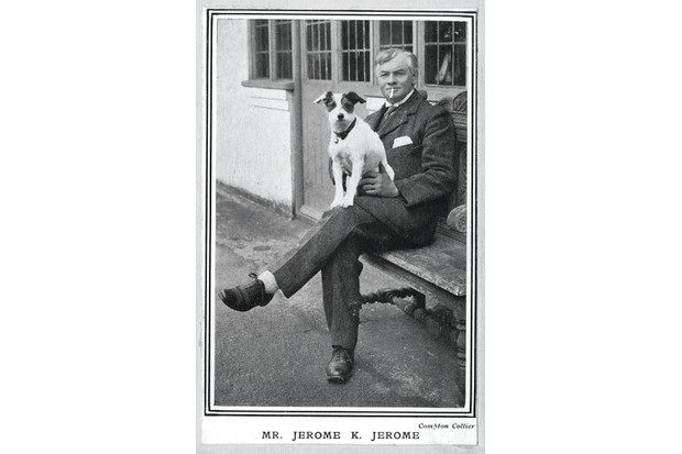 D89KR1 Jerome K Jerome