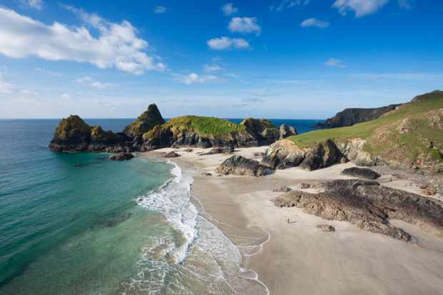 Kynance Cove, The Lizard. Cornwall
