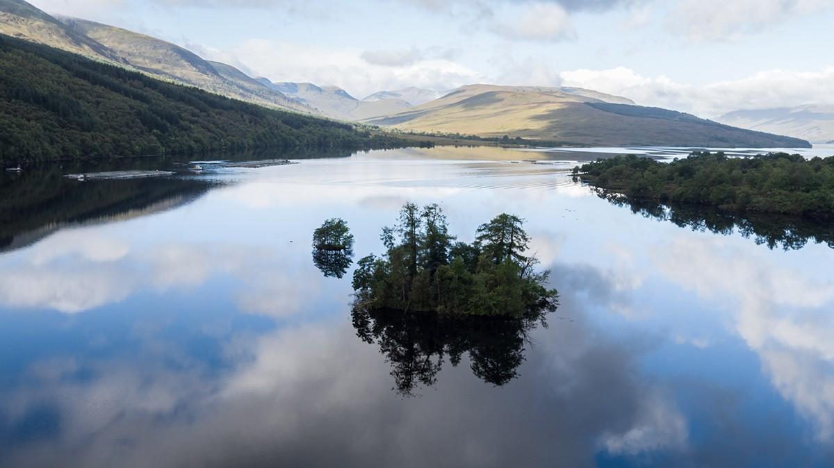 Loch_Arkaig_Aerial-49-Elilean-Loch-Arkaig-with-distant-view-of-Glen-Mallie-f9ff141