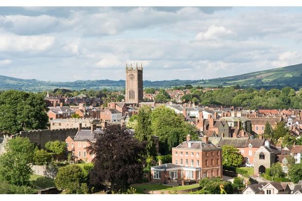 Ludlow, Shropshire ©Getty