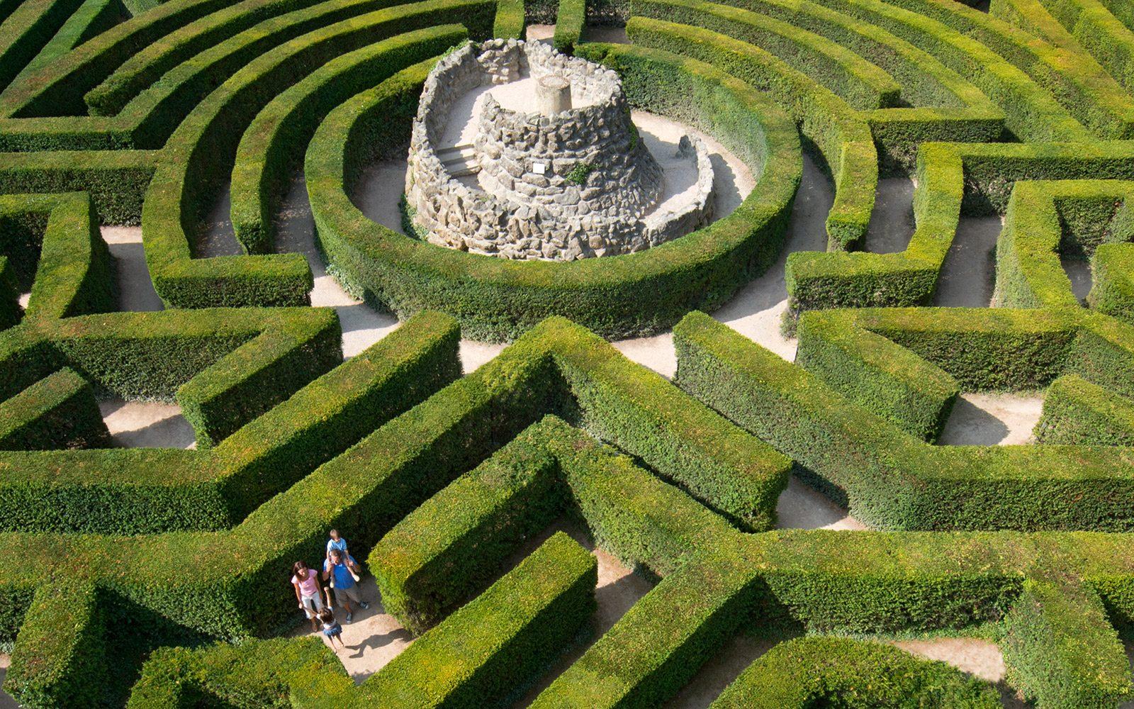 Britain\u0027s best mazes , Countryfile.com
