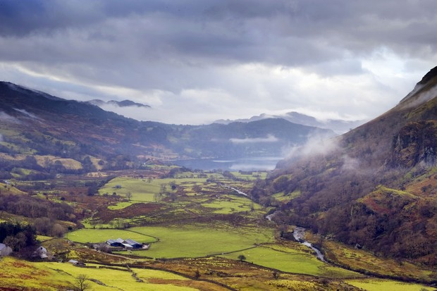 Nant Gwynant ©National Trust Images Graham Eaton