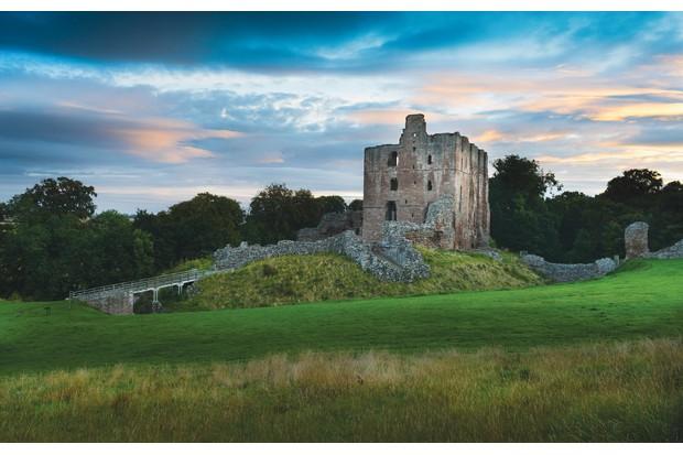 Norham Castle, Northumberland ©Getty