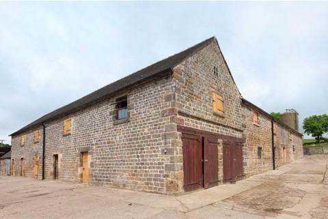 Onecote Grange Farm Barn