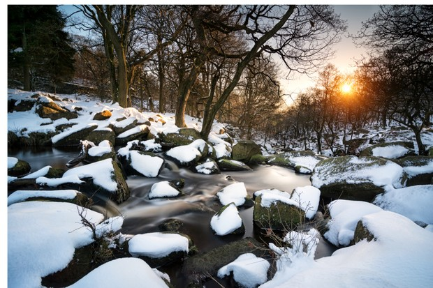 No matter what the season, Padley Gorge is a magical place