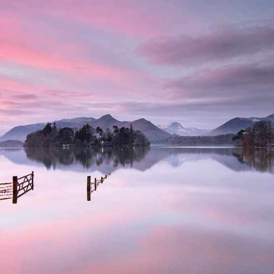 Derwent Water, Cumbria