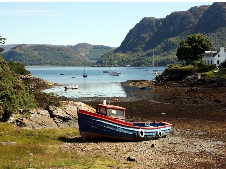 Britain's prettiest fishing villages