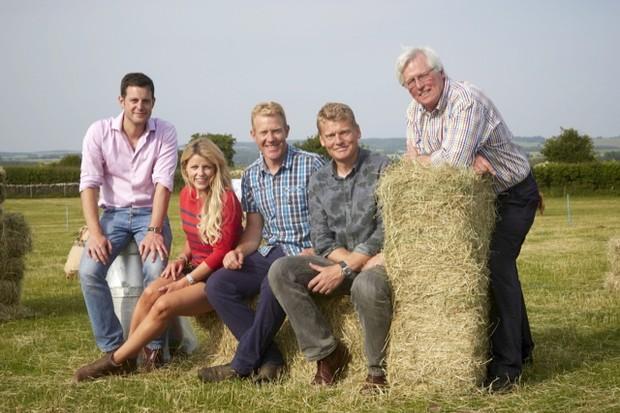 Countryfile Presenters ramble