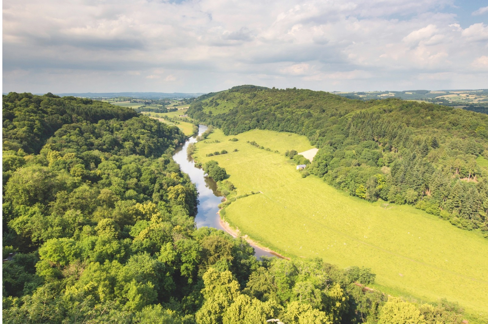 River Wye Gloucestershire