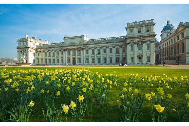 Royal Naval College, Greenwich, London, UK