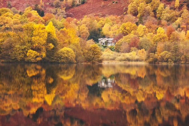 Rydal Water, Lake District, Cumbria