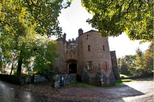 St_Briavels castle
