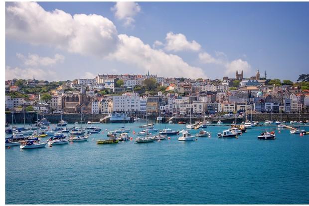Saint Peter port, Guernsey