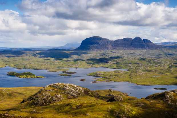 Suilven Scotland