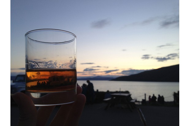 Sunset-dram-at-the-Applecross-Inn-e06b767