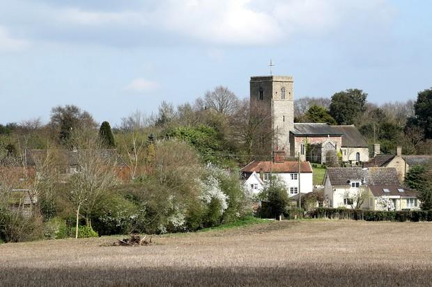 Sweffling, Suffolk