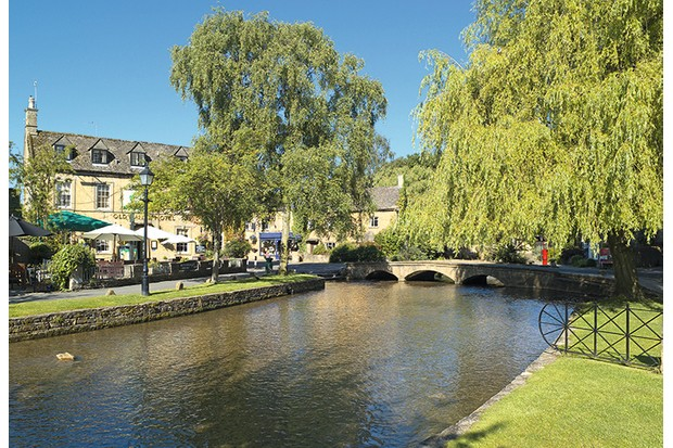 Bourton-on-the-Water, the Old Manse Hotel
