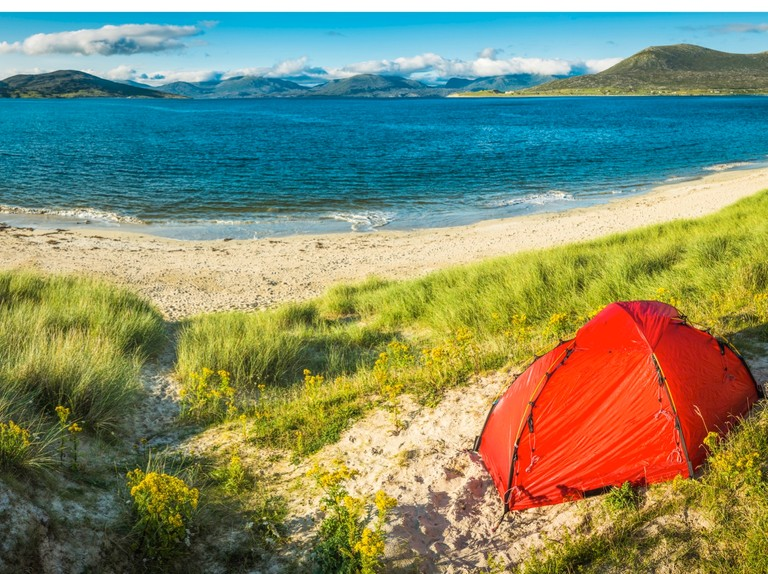 10 of the best places to wild camp in Britain