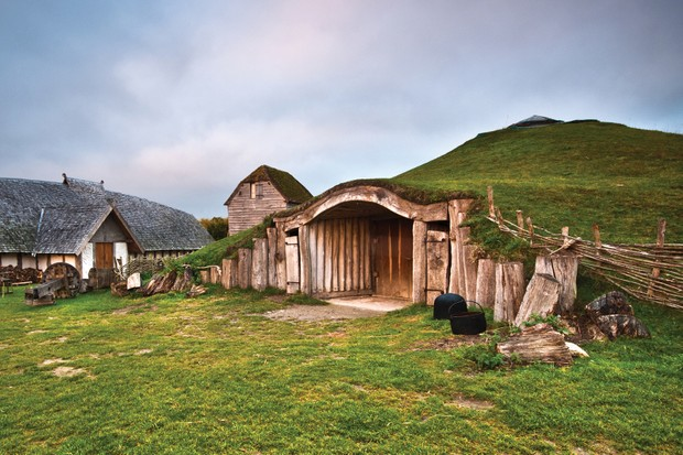 Experience life as it was in the Dark Ages at the Ancient Technology Centre, Dorset
