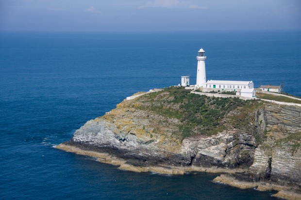 Anglesey lighthouse