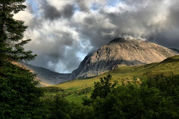 Ben Nevis, Scotland ©Alamy