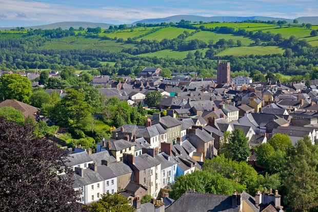 Powys, Brecon
