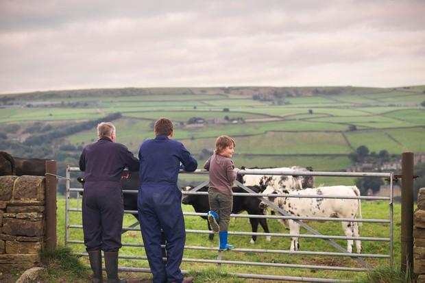 become a farmer uk