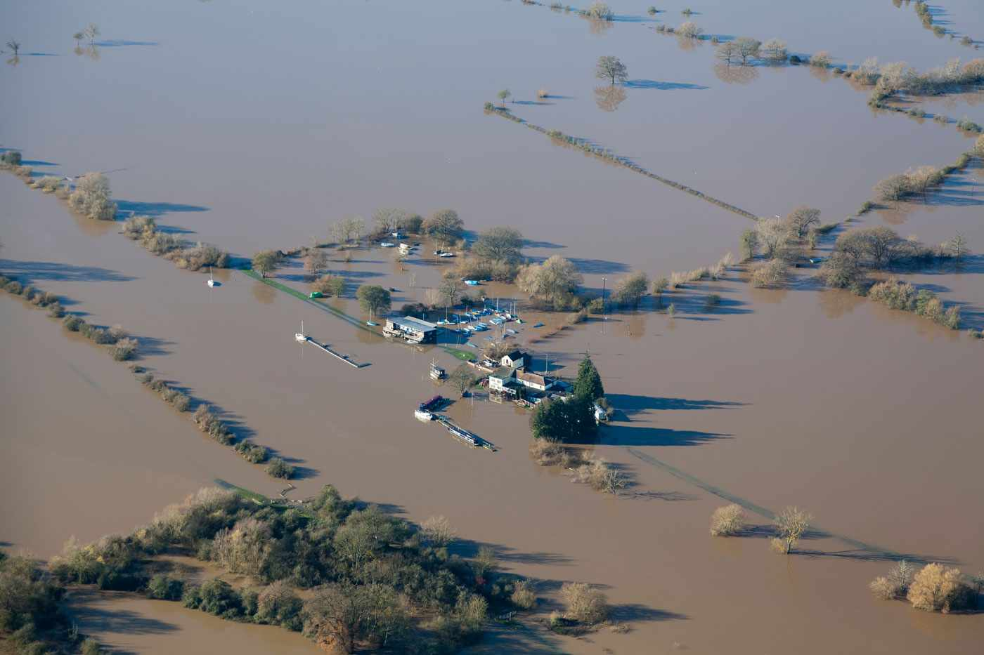 Gloucestershire floods