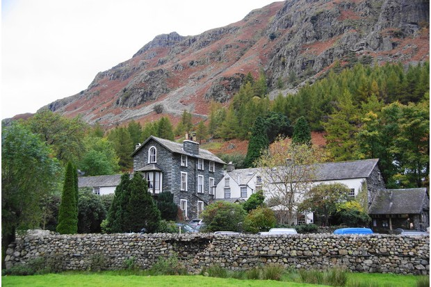 The Old Dungeon Ghyll, Langdale/© Geograph