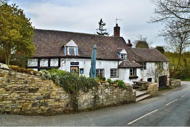 Royal Oak, Cardington, Shropshire ©Philip Pankhurst