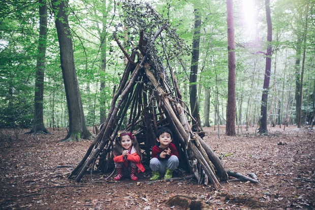 How to build a den