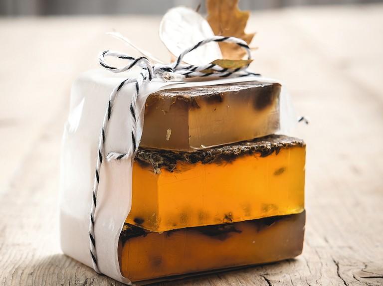 How to make handmade soap
