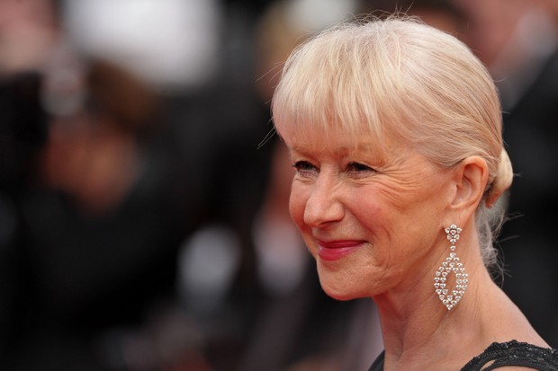 CANNES, FRANCE - MAY 12:  Actress Dame Helen Mirren attends the Opening Night Premiere of 'Robin Hood' at the Palais des Festivals during the 63rd Annual International Cannes Film Festival on May 12, 2010 in Cannes, France.  (Photo by John Shearer/WireImage)