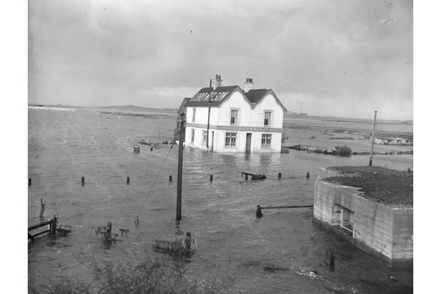 North Sea Floods