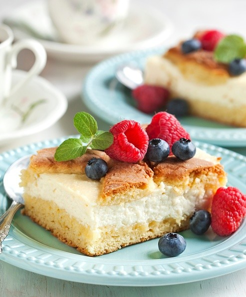 Cake with cottage cheese. (Photo by: Anjelika Gretskaia/REDA&CO/UIG via Getty Images)
