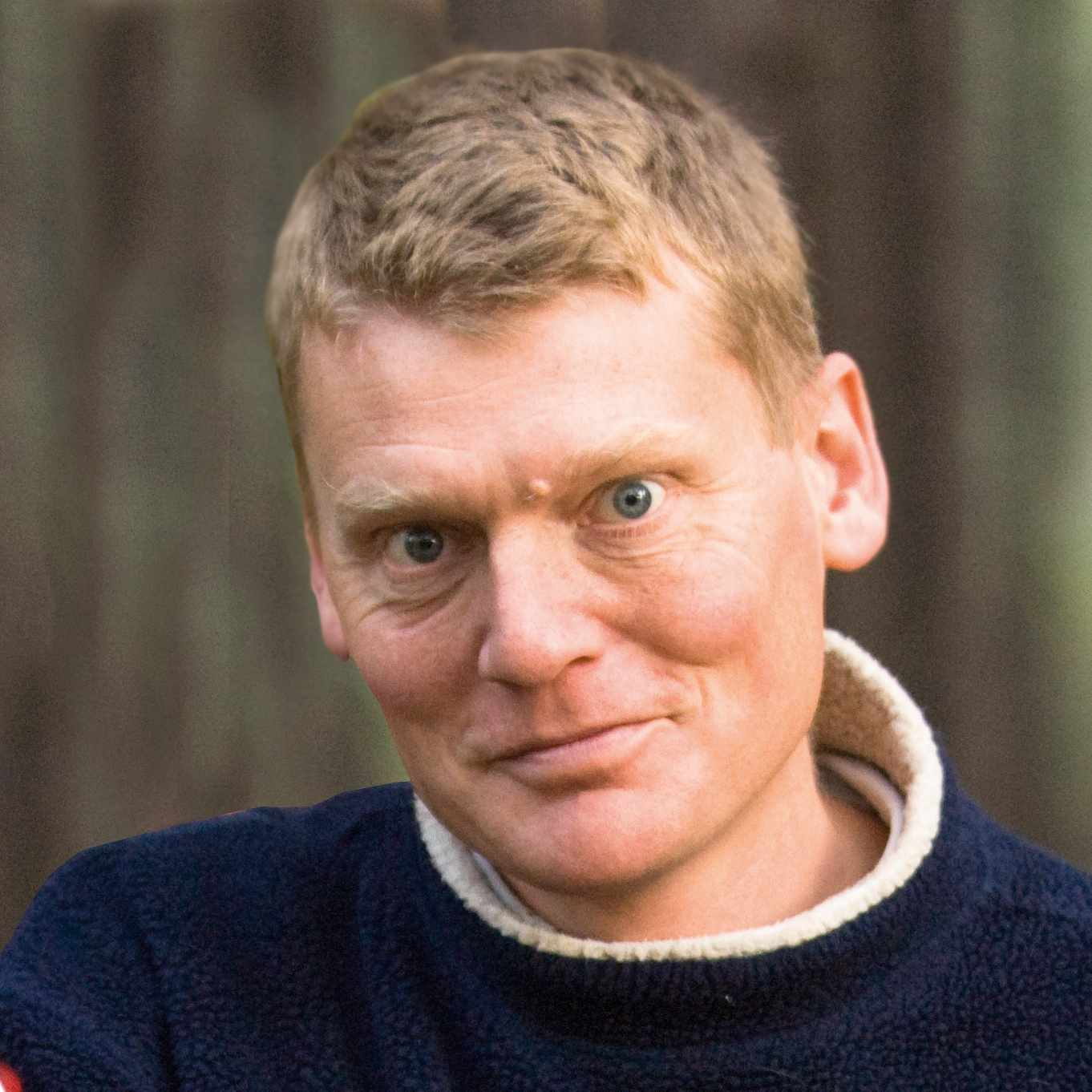 Tom Heap Countryfile presenter