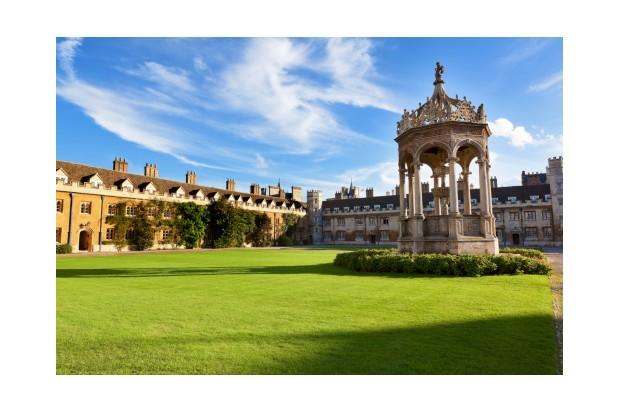 Trinity College of Cambridge University, UK