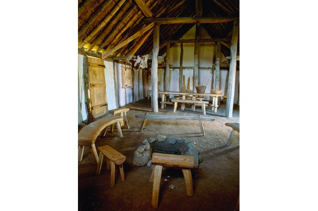 Step into medieval life in the ancient the Anglo-Saxon village of West Stow in Suffolk