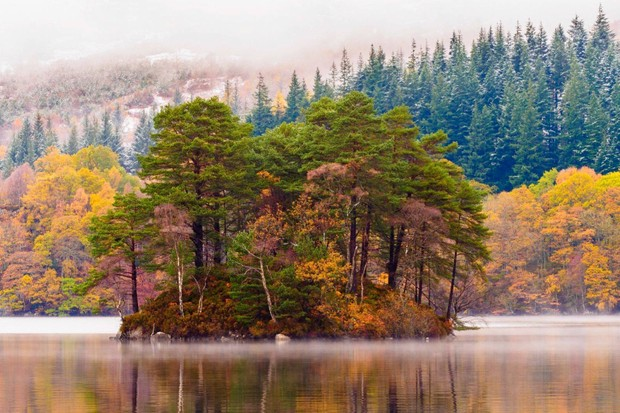 Loch Tay, Scotland