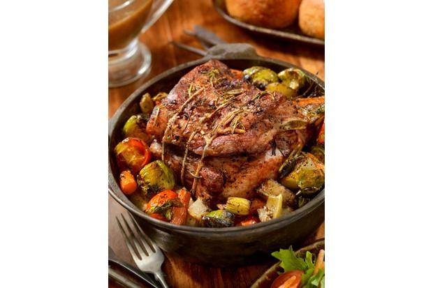 Beef brisket pot roast (Photo by: Lauri Patterson via Getty Images)