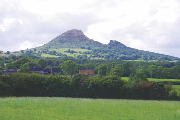 Skirrid Mountain, Monmouthshire