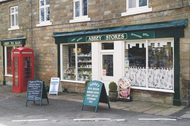 Abbey Stores and Tea Room